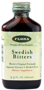 Swedish Bitters by Flora